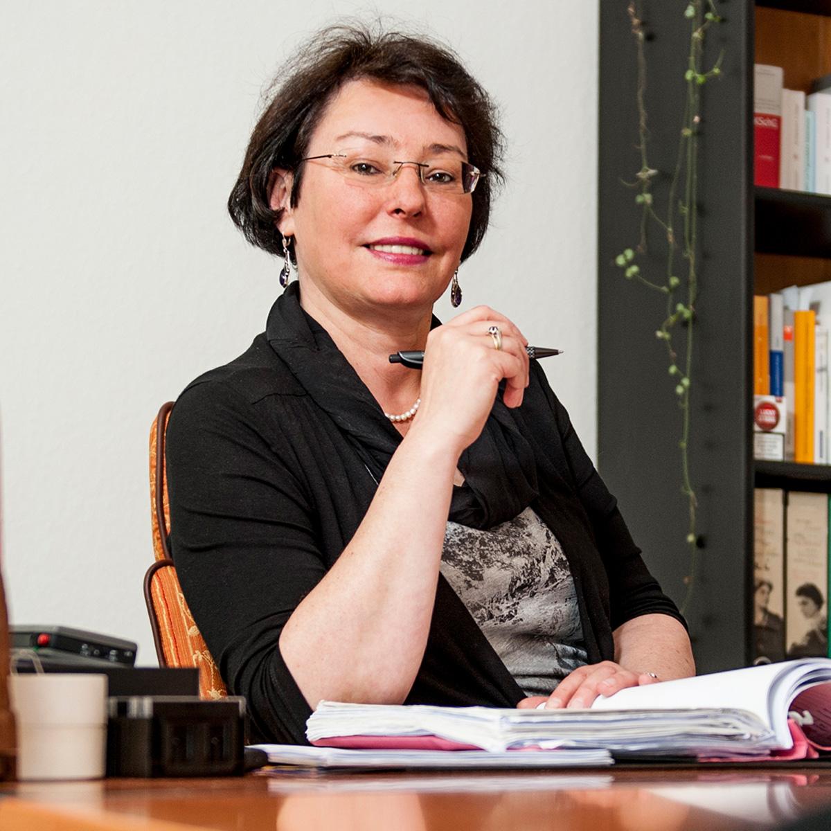 Dr. Agnes Strehlau-Weise